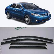 For Toyota Camry V40 2007-2011 Window Visors Side Sun Rain Guard Vent Deflectors