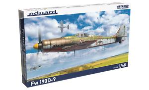 EDUARD 84102 Focke-Wulf Fw190D-9 in 1:48