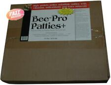 Mann Lake Bee Patties Pro-Health High Protein Pollen Substitute Beekeeping 10 Lb