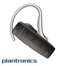 BLUETOOTH HEADSET PLANTRONICS EXPLORER 55 אוזנית בלוטות חדש שחור רק 10 גרם