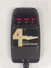 Vintage Lectra Split 4 RED LED Single Event Digital Stopwatch 1/10 of Sec Timer