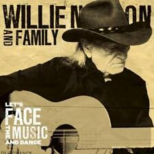 Let's face the music and dance di Willie & Family Nelson (2013), 180g, vinile