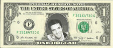 Elvis Presley Dollar Bill - REAL, Spendable Money! - Not Just a Novelty!
