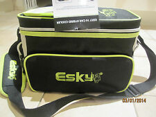 Genuine Esky 16 Can Hybrid Cooler Hard Inner Insulated Lining. BONUS ICE BRICK