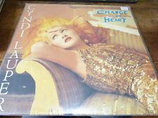 "CYNDI LAUPER - Vinyle Maxi 45 tours / 12"" !!! CHANGE OF HEART !!!"