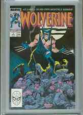 Wolverine #1  (as Patch)  CGC 9.8  White Pages