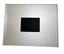 Hp Wedding Picture Album Book Photo Binder Outer Cover 8.5x11 Pearl Satin