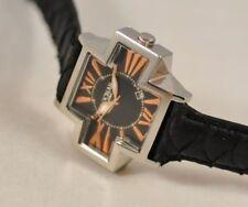Locman Ladies UNIQUE BIG PLUS  R181 - Super Italian Quality Watch on Rare Skin