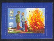 Islas Aland 2005 Walpurgis Night/Hoguera/fuego/llamas/Festival 1v S/a (n34287)