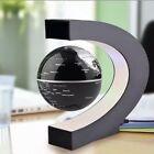 Floating Magnetic Levitation Globe LED World Map Electronic Antigravity Lamp...