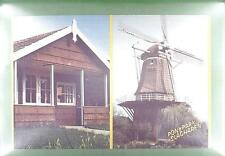 CPA Holland Slagharen Ponypark Windmill Moulin a Vent Windmühle Wiatrak w28