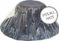 Hat Cover Protector Rain Dust Elastic for a Perfect Fit, One Size Fits All.