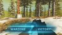 Warzone Win for you and your friends! / Call of duty Modern Warfare.