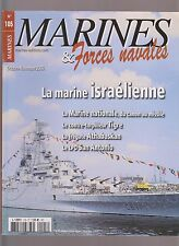 MARINES & Forces Navales N°105 MARINE ISRAELIENNE /CT TIGRE / FREG ATHABASKAN