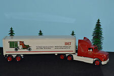 Water Pumper 1918 18 Wheeler Soda WinRoss 1/64 DieCast SEMI Truck AD Truck