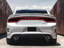 2015/2016/2017 Charger [15DR_T] Tail Light Tint Smoke - Vinyl Tint 20%