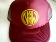 NORFOLK & WESTERN RAILROAD / TRAIN HAT- BRAND NEW!