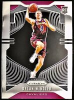 2019-20 Panini Dylan Windler Prizm Base Rookie Card RC Cleveland Cavaliers 🔥📈