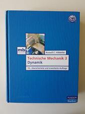 Technische Mechanik 3. Dynamik von Russell C. Hibbeler