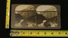 Sterro-Photo Co.Stereoview - Great Loop, Silver Plume, Colorado, c.1890's