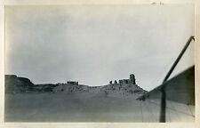 North AFRICA, WW1 aerial RECONNAISSANCE photograph ALBUM, tunisia, oases, SAHARA