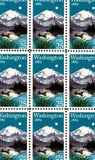 1989 - WASHINGTON STATEHOOD #2404 Full Mint -MNH- Sheet of 50 Stamps