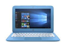 """HP Stream 11.6"""" Laptop 1.60GHz 4GB 32GB Windows 10 - Blue (11-y010nr)"""