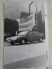 CITROEN XM V6 Press Photo 1989