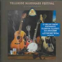 VARIOUS ARTISTS - TELLURIDE BLUEGRASS FESTIVAL: 30 YEARS NEW CD