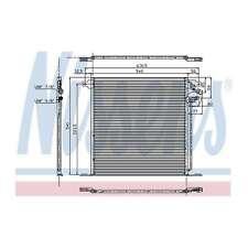 Fits Mercedes Vito W638 2.2 112 CDi Genuine Nissens A/C Air Con Condenser
