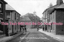 HA 298 - Town Hall, Whitchurch, Hampshire - 6x4 Photo