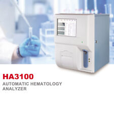 Automatic Hematology Analyzer For White Blood Cells Red Blood Cells Platelets