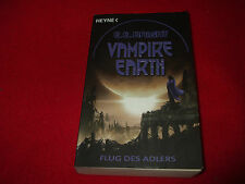 E. E. Knight - VAMPIRE EARTH - Flug des Adlers - Band 6 -  selten