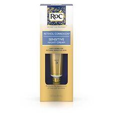 Crema De Noche Hidratante Facial Anti Edad Arrugas Líneas Piel Sensible Roc