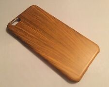 Apple Iphone copertura 6 Custodia Protettiva Hard Back effetto legno rovere di legno Marrone