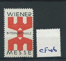 wbc. - CINDERELLA/POSTER - CF46 - EUROPE - WIENER  INT. MESSE