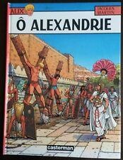 BD ALIX T20 O ALEXANDRIE JACQUES MARTIN RAFAEL MORALES EO96 PORT A PRIX COUTANT