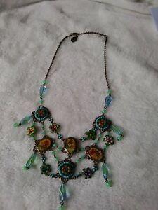 Michal Negrin Vintage Necklace