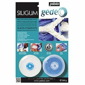 Pebeo Siligum Gedeo Siligum Silicone Moulding Paste 300g
