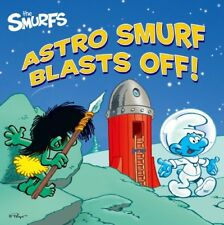 Astro Smurf Blasts Off! (Smurfs Classic)