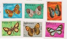 Butterflies Central & South American Stamps