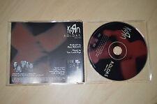 Korn - A.D.I.D.A.S. Radio mix. CD-Single (CP1706)