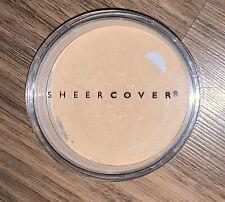 Sheer Cover Mineral Foundation ~ Bisque SPF 15 Powder Original .14 oz/4g ~ New
