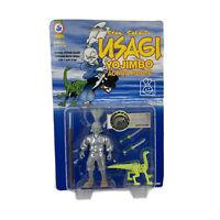 "1998 Usagi Yojimbo Antarctic Press Platinum Edition 5"" Action Figure LE 2000 NIP"
