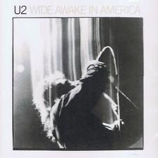 U2-wide awake in america-CD Love Comes tumbling
