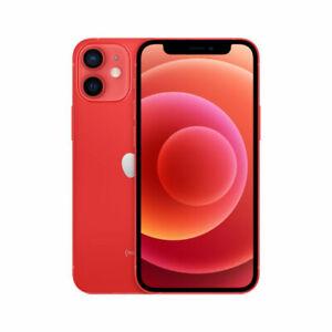 Apple iPhone 12 mini (PRODUCT)RED - 128GB (Unlocked)