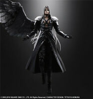 Final Fantasy Vii 7 Square Enix Play Arts Sephiroth Advent Figure Model Toy