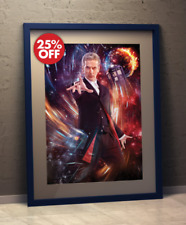 Doctor Who 12th Doctor Who-Peter Capaldi-POSTER A3