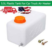 5L Plastic Fuel Oil Gasoline Tank For Car Truck Air Diesel Parking Heater US