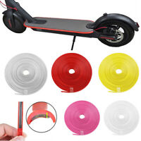 KQ_ 2m Electric Scooter Skateboard Body Bumper Protective Strip for Xiaomi M365